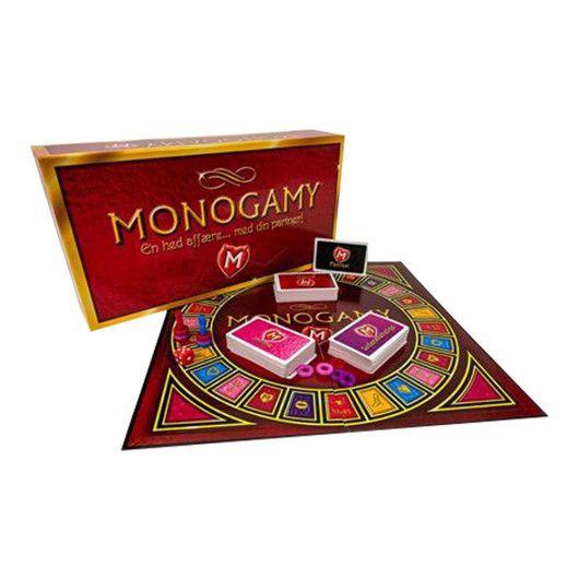 Monogamy – Erotyczna gra planszowa w języku duńskim