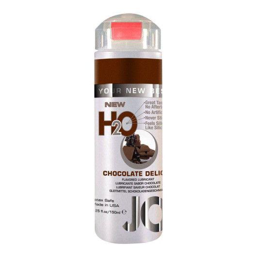 System JO H2O Flavored Vandbaseret Glidecreme Med Smag - vandmelon